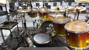【速報】<JAPAN NIGHT>台北公演、楽器群もスタンバイ