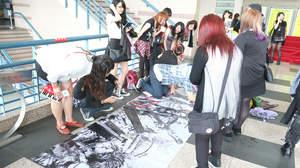 【速報】<JAPAN NIGHT>台北公演、待ち時間も楽しむファン