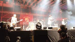 【速報】<JAPAN NIGHT>台北公演、The BONEZのリハーサル