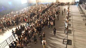 【速報】<JAPAN NIGHT>台北公演開場、現地ファンの笑顔笑顔笑顔