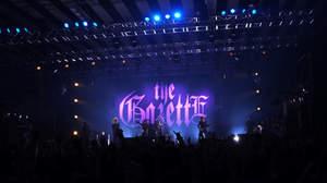 【速報】<JAPAN NIGHT>台北公演、the GazettE登場にヘッドバンギング
