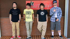 Ken Yokoyama、新曲をFM 802およびJ-WAVEで初オンエア