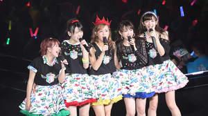 【ライブレポート】℃-uteが初の横浜アリーナ公演。「まだまだたくさん叶えたい夢がある」