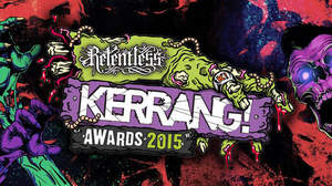 KERRANG ! AWARDS 2015、発表