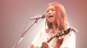 片平里菜、弾き語りツアーO-EAST公演で『ほろよい』のあの曲を生披露