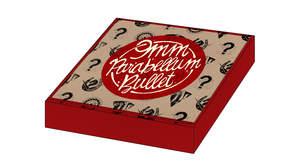9mm Parabellum Bullet、ピザBOX仕様限定盤は4種のトッピング付きでお届け