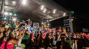 【ライブレポート】BEGIN主催 <うたの日コンサート>、5000人全員参加で豪華パフォーマンスのオンパレード