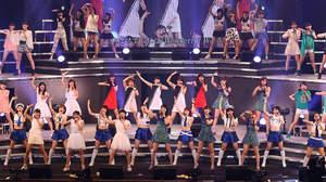 ハロー!プロジェクトの夏公演が開幕。「ステージに全員のりきれるかな?って心配になるくらい人数が多いです!」