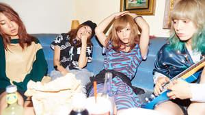 SCANDAL、新曲「Sisters」を9月9日にリリース決定