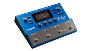 専用ピックアップ不要、エフェクター感覚で使える画期的ギターシンセBOSS「SY-300」