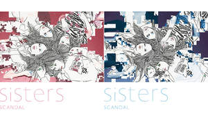 SCANDAL、「Sisters」MV撮影に200人の女性ファン+ジャケット写真公開