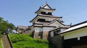 【連載】中島卓偉の勝手に城マニア 第38回「白河小峰城(福島県)卓偉が行ったことある回数 2回」