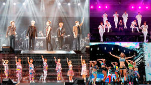 <a-nation stadium fes.>大阪初日はBIGBANG、浜崎あゆみ、約2年ぶり倖田來未らに5万5000人熱狂