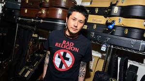【インタビュー】Ken Yokoyama、ギターを語る「グレッチは僕の生き方を投影してくれる」