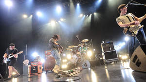 """the band apart、""""謎のツアー""""ファイナル公演の模様が20日にオンエア"""