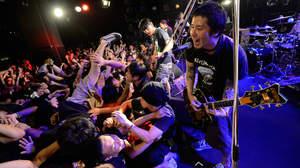 【ライブレポート】Ken Yokoyama、「すげえいい感じに初日を切れた」