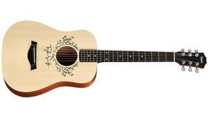 テイラー・スウィフトのシグネイチャーギター「Taylor Swift Baby Taylor-e」がエレクトリック仕様で登場