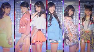 """フェアリーズ、新作MVは""""今、原宿で一番ヤバい""""原宿駅前ステージでランウェイ"""