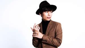 中田裕二、ニューALは『LIBERTY』+年末ワンマン2daysも決定