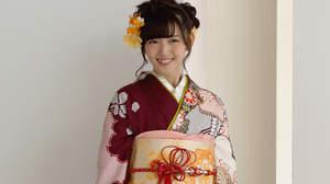 ℃-ute 鈴木愛理、2年連続鈴乃屋イメージキャラクターに。「極めて異例」