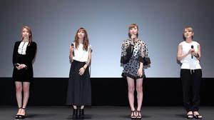 SCANDAL、映画舞台挨拶で「日常ってドラマチック」+公開期間延長決定