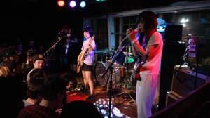 爆裂変拍子バンドtricot、新曲「ポークジンジャー」のMVを公開