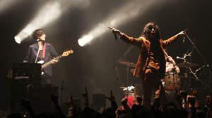 ツアー直前のドレスコーズ、ライブDVDから「愛に気をつけてね」「この悪魔め」を公開