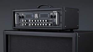 BOSSブランド初の大型ギターアンプ「技アンプ」シリーズ発表、理想の激しい歪みサウンドを実現