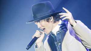 【ライブレポート】KEITA、魅惑のソロライブにSKY-HI(日高光啓)も飛び入り参加
