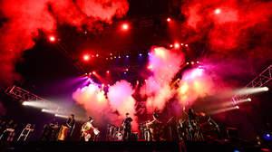 幕張メッセで1万5000人が約10時間熱狂。<ビクターロック祭り~2016~>