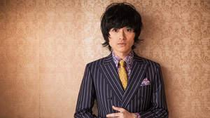 中島卓偉、3月13日ShibuyaWWW公演のニコ生配信が決定