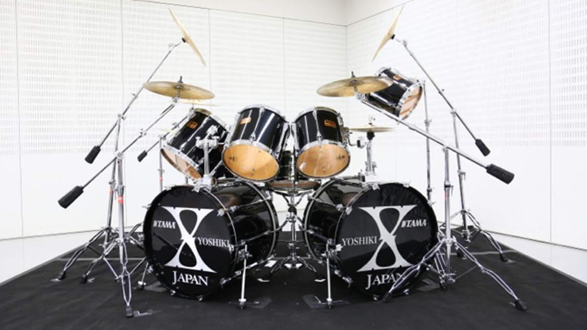セット ドラム