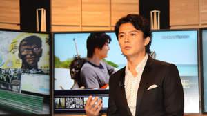 福山雅治、NHK『SONGLINE』で国境・民族超えたセッション「ギターやってて良かった」