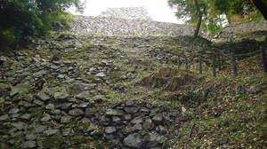 【連載】中島卓偉の勝手に城マニア 第45回「高取城(奈良県)卓偉が行ったことある回数 1回」