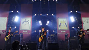 【ライブレポート】KANA-BOON、全国ツアー初日幕張で「みんなに力を」