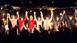 【ライブレポート】<貴ちゃんナイト>で9mm菅原&GREAT3&The Cheseraseraが夢の共演