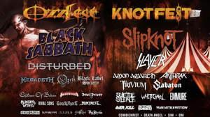 OzzfestとKnotfest、共同開催