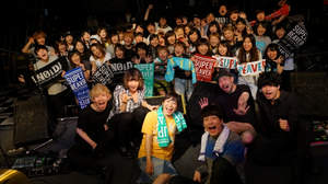 miwa&坂口健太郎W主演『君と100回目の恋』にSUPER BEAVERが友情出演