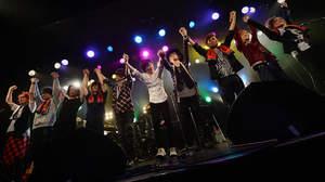 【ライヴレポート】Rayflower、vistlipを迎えた東京公演で「ニッポン、こんにちは!」