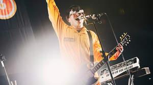 【ライブレポート】POLYSICS、ツアー最終日も「ほかのバンドならありえない」
