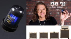 ロベン・フォードのブルース・フィーリングを「Blues Cube」で再現、ローランドから本人と共同開発した専用ユニット「Robben Ford Blues Cube Tone Capsule」