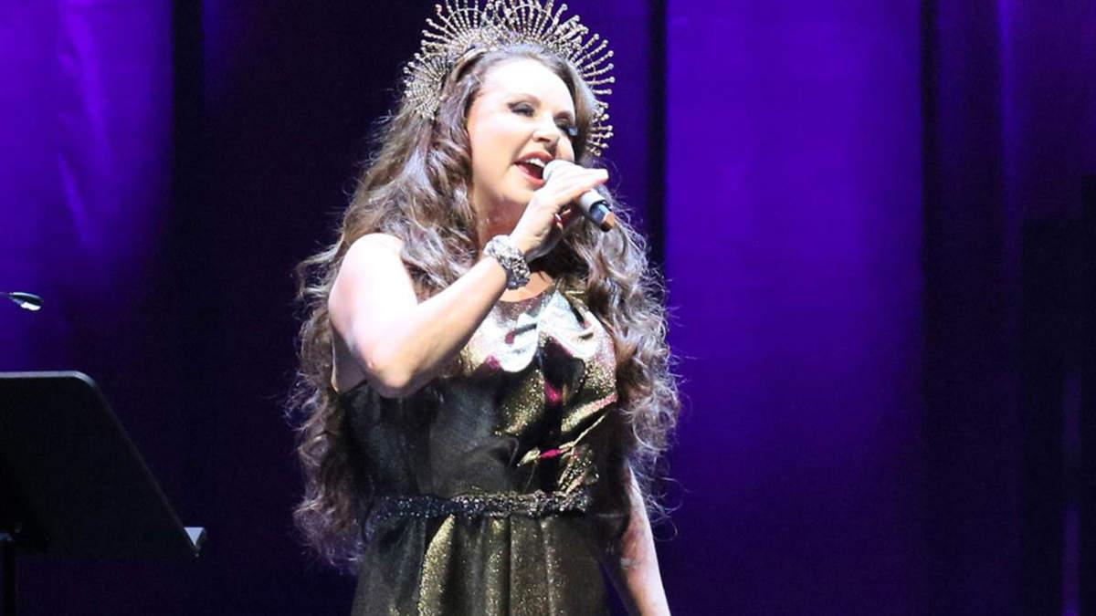 サラ・ブライトマン、世界で一番美しい声が響き渡る