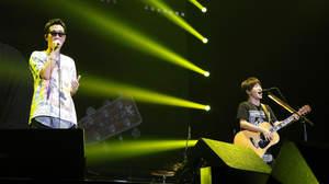 【ライブレポ―ト】コブクロ、最新ツアーに「新しいコブクロと変わらない大切な部分」