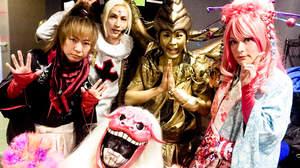 【短期リレー連載】Psycho le CémuのTHE WORLD TOUR DIARY@札幌cube garden「11年ぶりやってさ!」(YURAサマ)