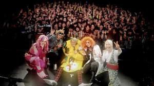 【短期リレー連載】Psycho le CémuのTHE WORLD TOUR DIARY@札幌cube garden「札幌の熱い夜!」(Lida)