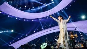 絢香、史上最大規模のアリーナツアー開幕「この先もずっと大好きな歌を歌い続ける」