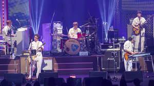 【ライブレポート】ユニコーン、ツアー初日「ちょっと元気にやってみました」
