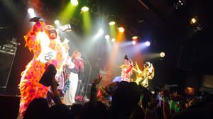 【短期リレー連載】Psycho le CémuのTHE WORLD TOUR DIARY@仙台darwin「2days共にソールドアウト!嬉しい限りです。」(DAISHI)