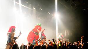【短期リレー連載】Psycho le CémuのTHE WORLD TOUR DIARY@名古屋ダイヤモンドホール「10年ぶりの名古屋!」(Lida)