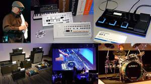 ローランドが2016年秋の新製品を大量投入、初のデジタル管楽器やDJコントローラー、Roland Boutique第2弾、BOSS「GT-1」や「KATANAアンプ」などを発表